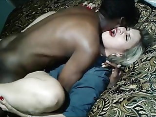 Husband Films His Wife Receives Messy Creampie By First BBC