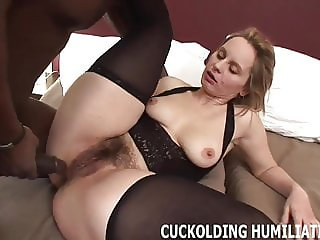 Pump me full of cum with your big black cock