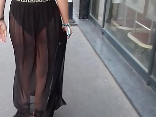 see through clothes and upskirt like a whore