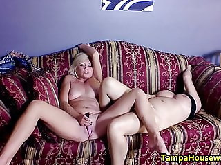 Two Horny Girls with Toys featuring Ms Paris Rose