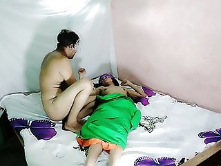 Romantic Rough Sex Of Indian Bhabhi Anita Singh With Her Hor