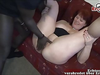 German ugly housewife porn casting first time - lonley wife