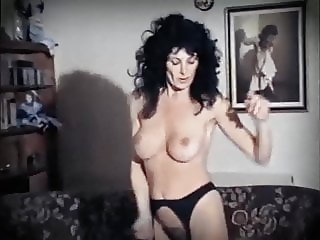 PERSONAL LUST - vintage hairy British striptease dance