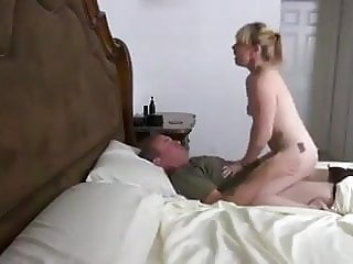 Teen Daughter Convinces not Daddy daddi
