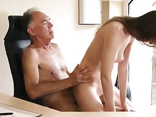 I Fucked Her Finally - Cutie dares to follow the dudes
