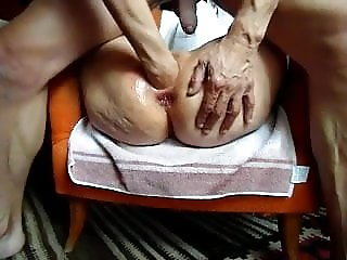 hard fisting for this milf part 3