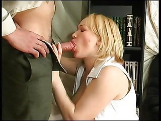 Russian Maid and Guy - 2